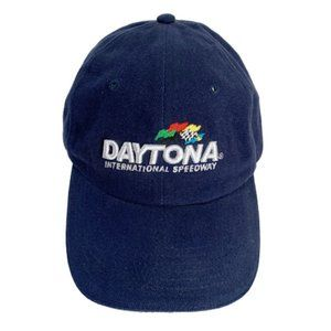 Daytona International Speedway Hat Car Race Navy
